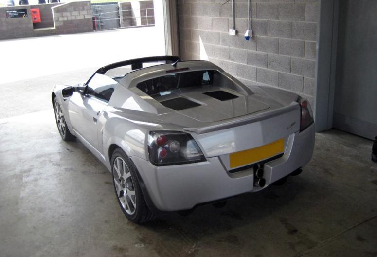Anglesey VX garage