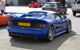 Noble M12 GTO rear