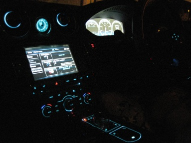 XJ Interior Night mode