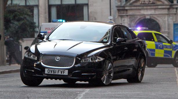 Jaguar XJ Skyfall