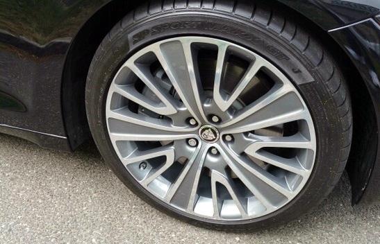 XJ Wheel