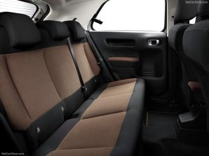 C4 Cactus rear seats