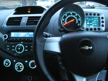 Chevy Spark Drivers