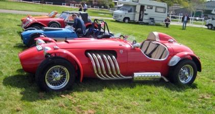 Faux Maserati