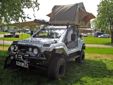 Spotted Stoneleigh Kit Car Show 2015 First World Motoring