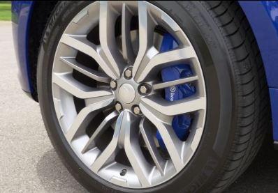 """21"""" Wheel"""