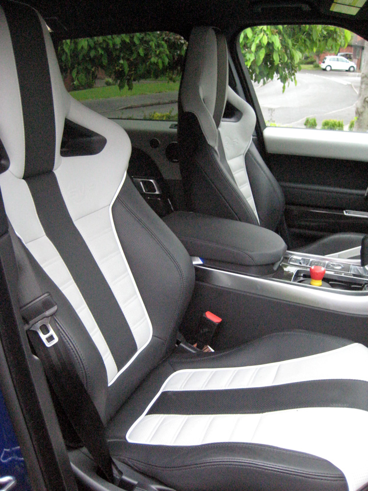 RRS SVR Frnt Seats