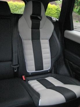 SVR Rear Seat