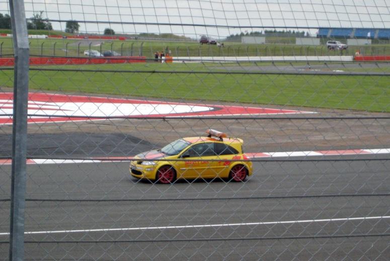 RWS '09 Safety car