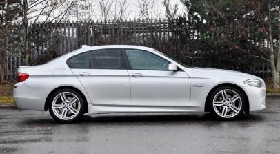 BMW 520i Side