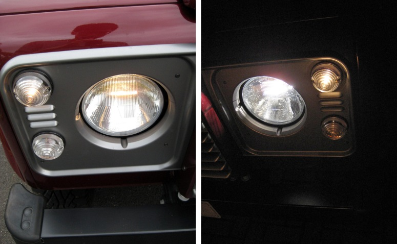 Headlight Before_After