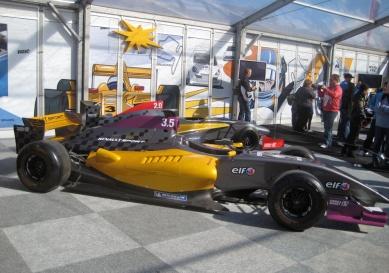 Formula Renault 3.5 and 2.0