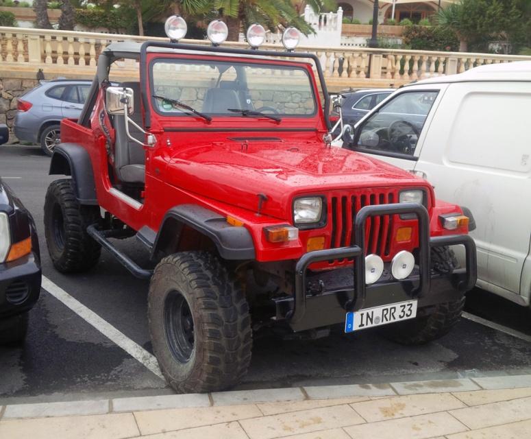 Ibiza Wrangler