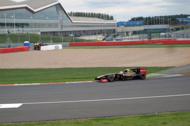 RWS '11 F1