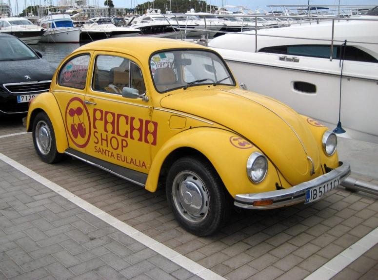 Ibiza Pacha Beetle