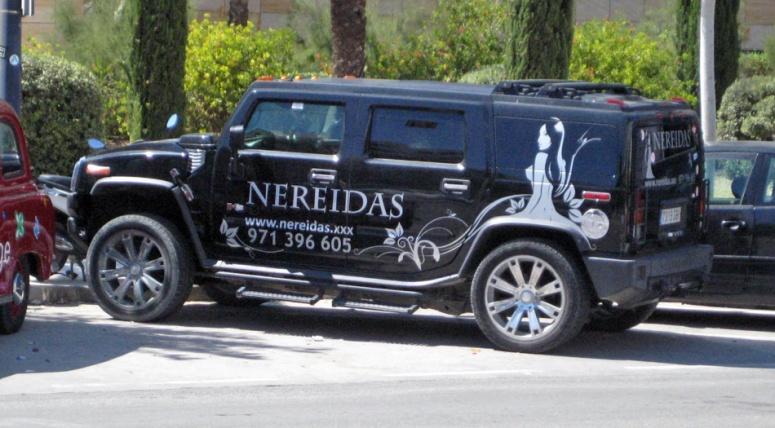Ibiza Hummer