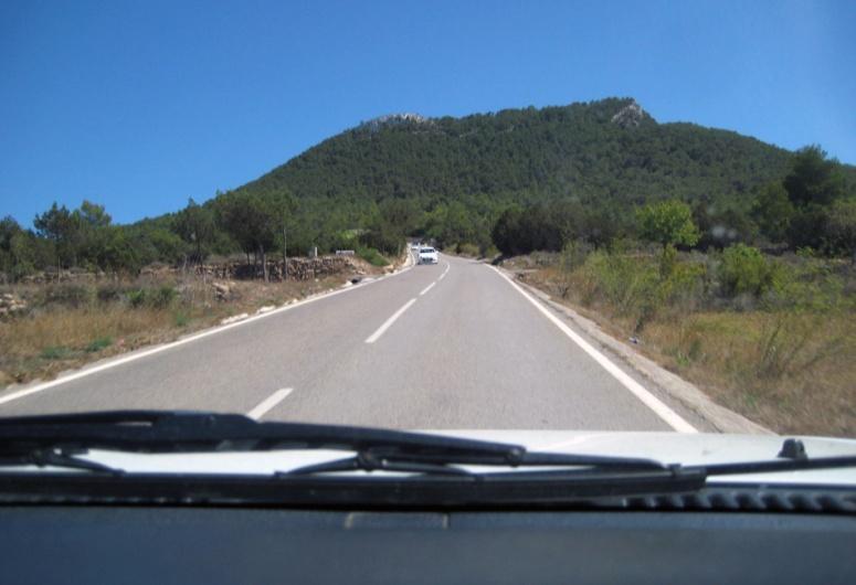 Ibiza Jimny country