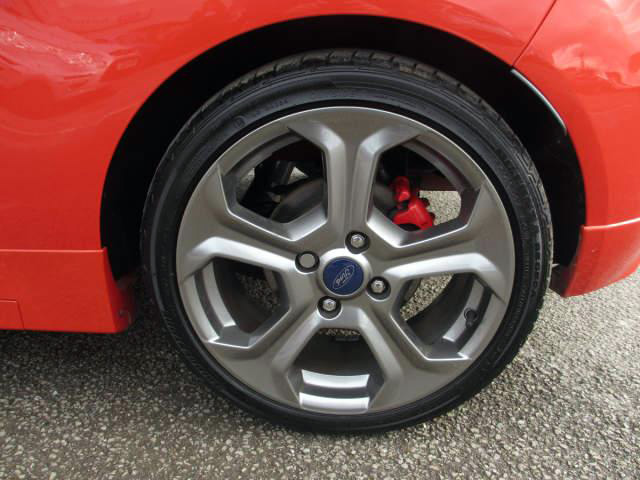 Fiesta ST Wheel