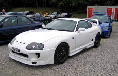 3S Toyota Supra
