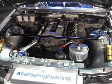 FJ BMW Compact engine