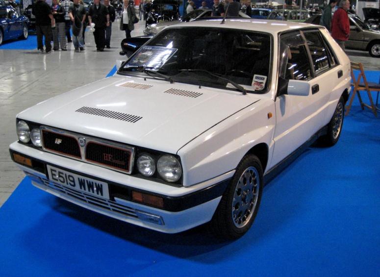 FJ Lancia Delta