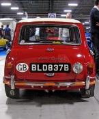 FJ Mini Cooper S rear