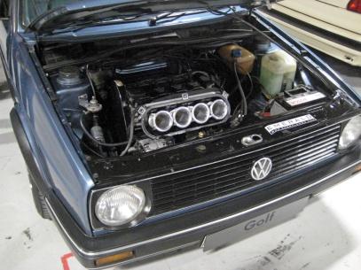 FJ Golf engine