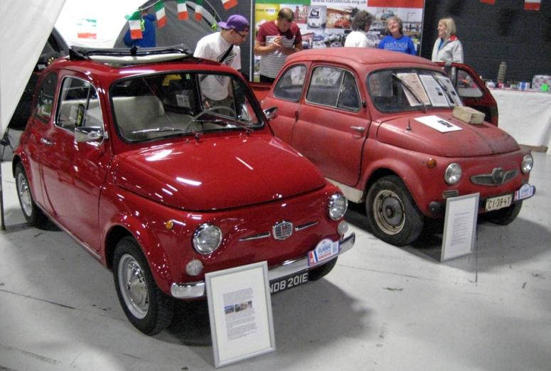 FJ Fiat 500