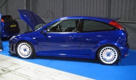 FJ Focus RS side