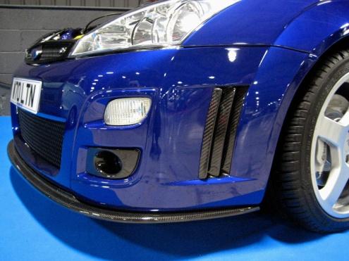 FJ Focus RS bumper