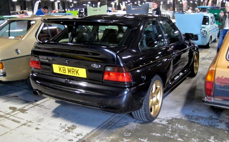 FJ Escort Cosworth