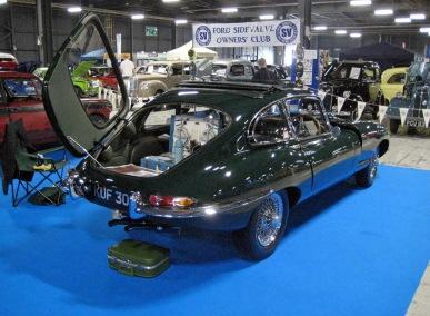 FJ Jaguar E-Type