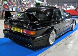 FJ E AMG rear