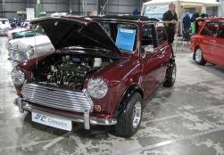 FJ Mini front 3q