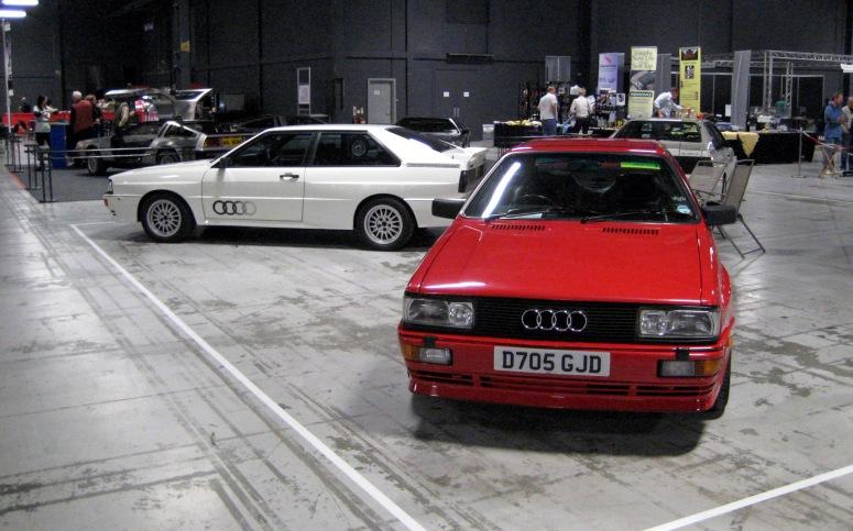 FJ Audi Quattro