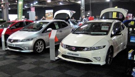 FJ Honda Civic Type R's