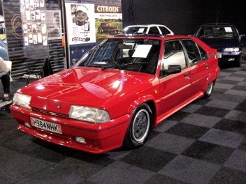 FJ Citroen BX