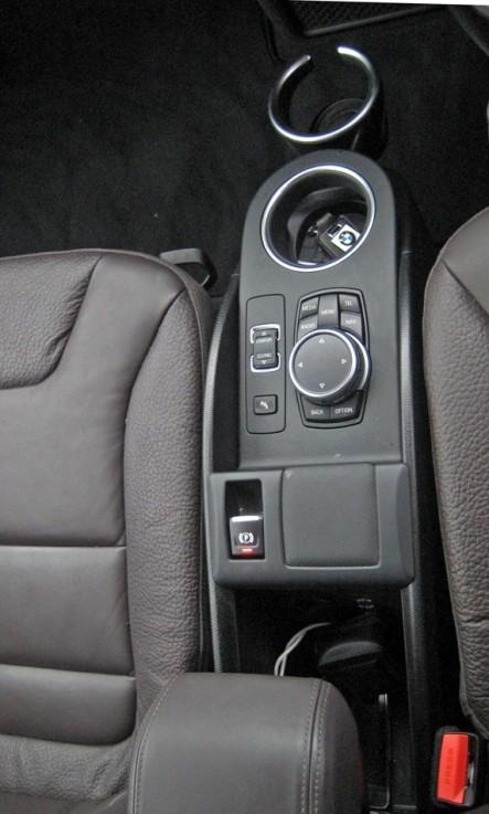 BMW i3 idrive