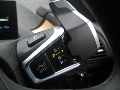 BMW i3 Gear On