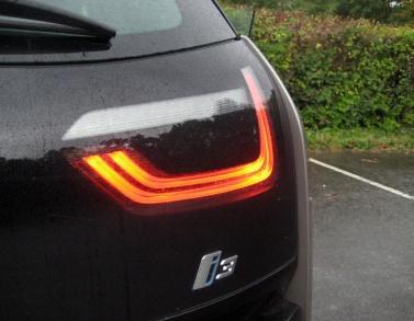 BMW i3 tailight