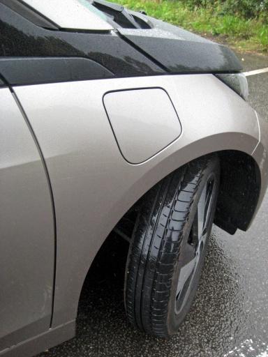 BMW i3 tyre