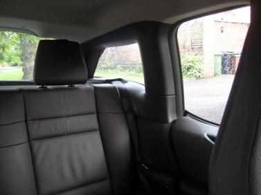 BMW i3 blind spot