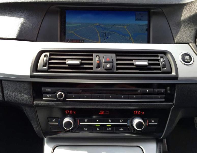 BMW 520i Centre Console