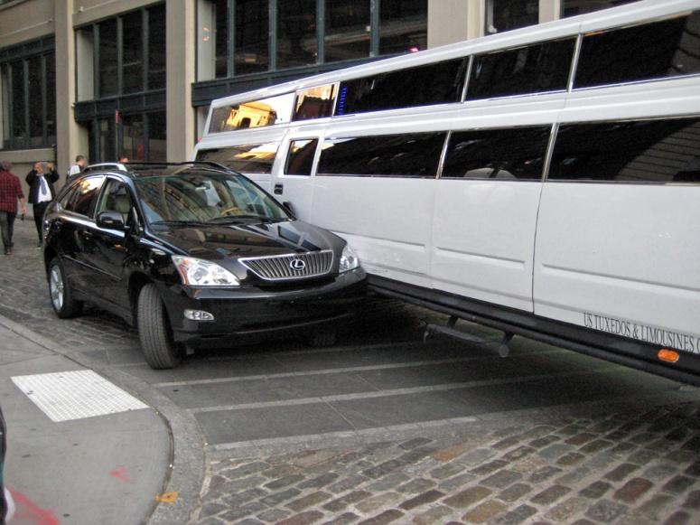 NYC Lexus Limo