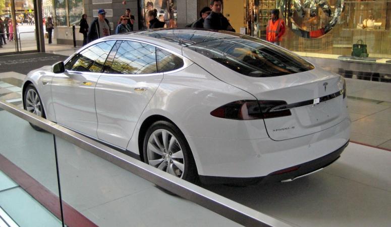NYC Tesla