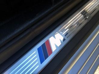BMW 520i Tread plate