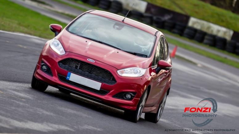 3S Fiesta track