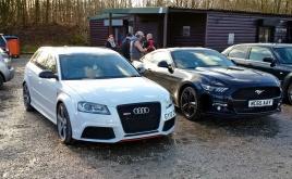 Audi RS3 Mustang 3S