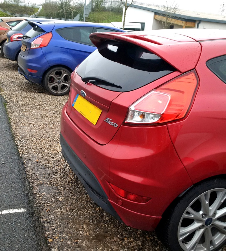 Fiesta 1.0 ZS and ST