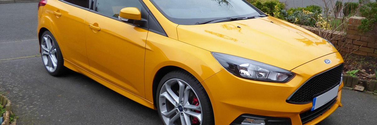 Ford Focus ST-2 Tangerine Scream